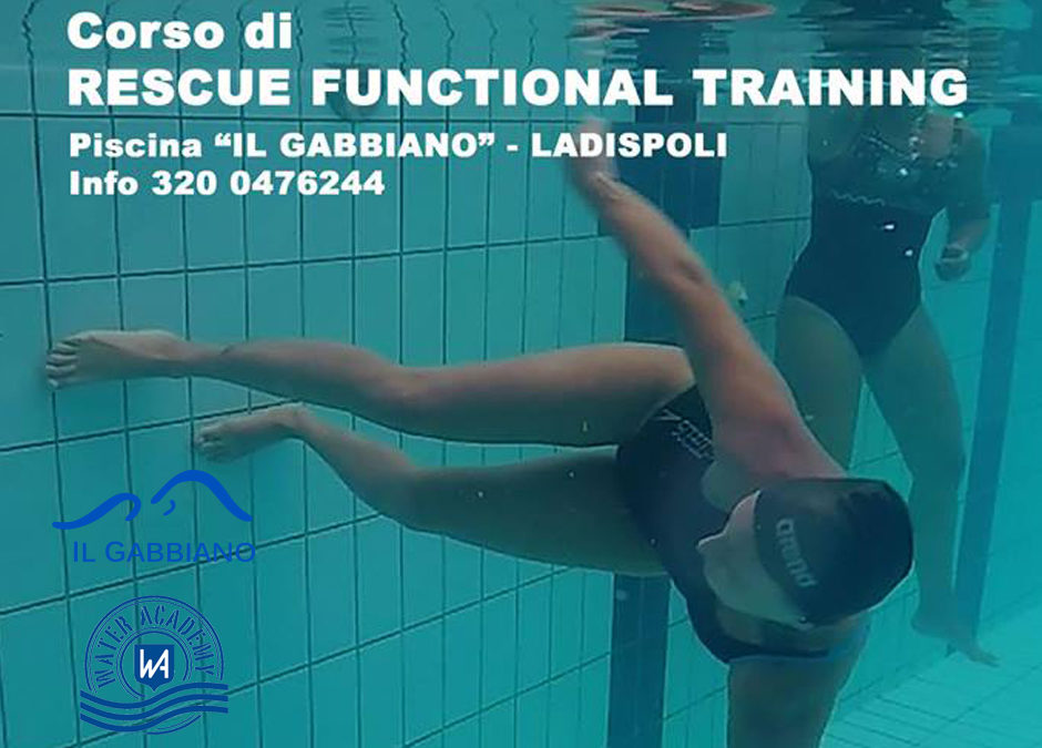 New entry: Corso di Rescue Functional Training